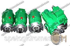 Гидростатическая трансмиссия ГСТ-90 вал 23 шлиц (комплект НП + МП)