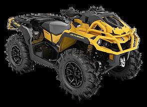 Квадроцикл OUTLANDER X MR 1000R+ VISCO-4LOK 2021 INT