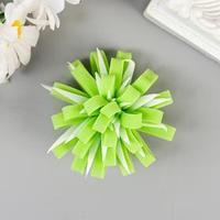 Декор для творчества 'Астра с острыми лепестками' зелёная (комплект из 30 шт.)