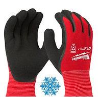 Перчатки зимние с защитой от порезов уровень 1 размер ХХL / 11 MILWAUKEE