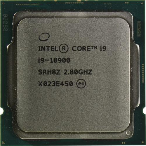 Процессор Intel Core i9 10900
