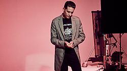 H&M Мужской свитшот - Е2 50, L