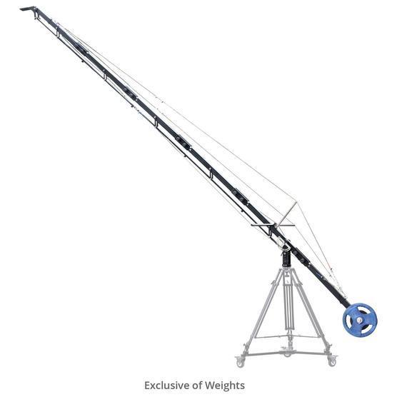Стрела на операторский кран 6,4 метра Proaim Alphabet Индия.