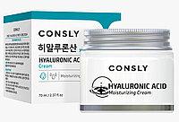 Consly Увлажняющий Крем для лица с гиалуроновой кислотой Hyaluronic Acid Moisturizing Cream / 70 мл., фото 1