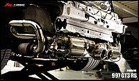 Выхлопная система Fi Exhaust на Porsche 997 GT3, фото 1