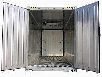 Изготовление холодильных и морозильных контейнеров