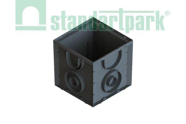Дождеприемник S'park ДП-25.25-ПП пластиковый