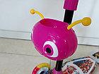 Четырехколесный детский самокат Scooter для детей Мордашка. Оригинал 100%. Рассрочка. Kaspi RED., фото 3