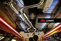 Выхлопная система Fi Exhaust на Porsche Cayenne 958, фото 1