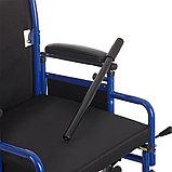 Кресло-коляска для инвалидов Армед H 040 с подушкой сиденья (18 дюймов), фото 8