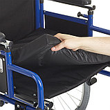 Кресло-коляска для инвалидов Армед H 040 с подушкой сиденья (18 дюймов), фото 9