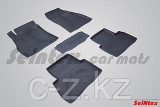 Резиновые коврики с высоким бортом для Nissan Juke 2011-н.в.