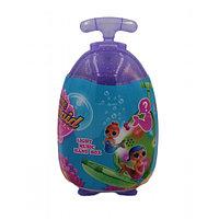 Кукла Лол русалка (копия) с музыкой в маленьком чемодане
