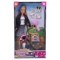 Кукла Defa Lucy с собачкой