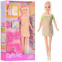Кукла Defa Lucy беременная
