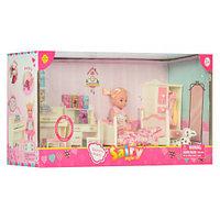 Кукла Defa Lucy с набором мебели