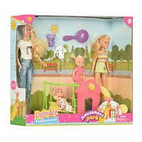 Набор кукол семья Defa Lucy