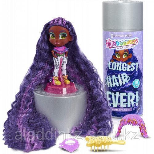 Hairdorables куклы-загадки 23880 Longest Hair Ever Kali