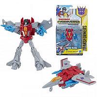 Hasbro Transformers E1883 Трансформер КИБЕРВСЕЛЕННАЯ 14 см Старскрим