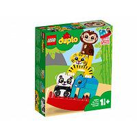 Конструктор LEGO DUPLO Мои первые цирковые животные 10884