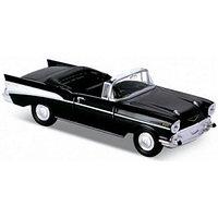 Welly 42357С Велли Модель машины 1:34-39 Old Timer 57 Chevrolet Bel Air