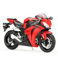 Welly 12819P Велли Модель мотоцикла 1:18 HONDA CBR1000R