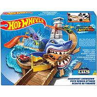 Mattel BGK04 Hotewheels Sharkport Showdown