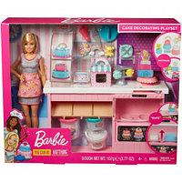 Mattel GFP59 Набор игровой Barbie Кондитерский магазин