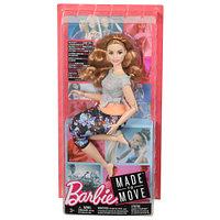 Mattel FTG84 Кукла Barbie Безграничные движения