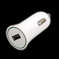 Зарядное устройство автомобильное Ritmix RM-112DC white 1 порт USB, 5V/1А