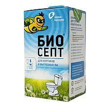 Бактерии для септиков и выгребных ям Био септ 300 г