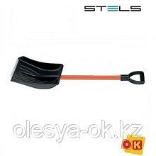 Лопата для снега короткая, Россия STELS. 61586