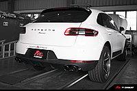 Выхлопная система Fi Exhaust на Porsche Macan 2.0, фото 1