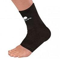 Бандаж гелевый на голеностопный сустав Mueller Elastic Ankle Support Black Mueller