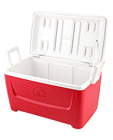 Изотермический контейнер Igloo Island Breeze 48 Red (45 литров)