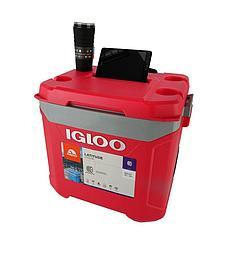Изотермический контейнер Igloo  Latitude 60 Roller (56л)