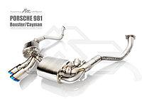 Выхлопная система Fi Exhaust на Porsche 981 Boxster / Cayman, фото 1