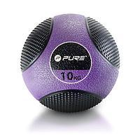 Медицинбол PURE2IMPROVE MEDICINE BALL 10 кг