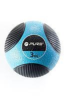 Медицинбол PURE2IMPROVE MEDICINE BALL 3 кг