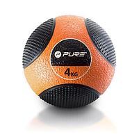 Медицинбол PURE2IMPROVE MEDICINE BALL 4 кг