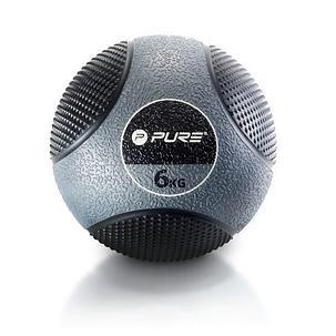Медицинбол PURE2IMPROVE MEDICINE BALL 6 кг, фото 2