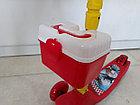 Трехколесный детский самокат Scooter. Складной. Оригинал 100%, фото 4