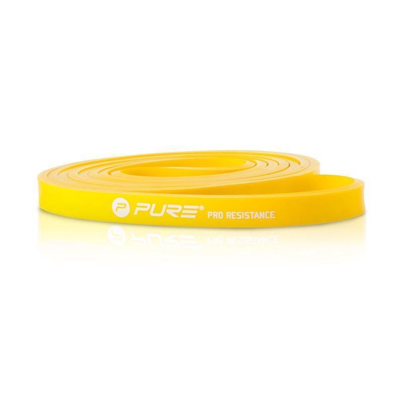 Резиновые петли (жгуты) PURE2IMPROVE PRO RESISTANCE BAND LIGHT