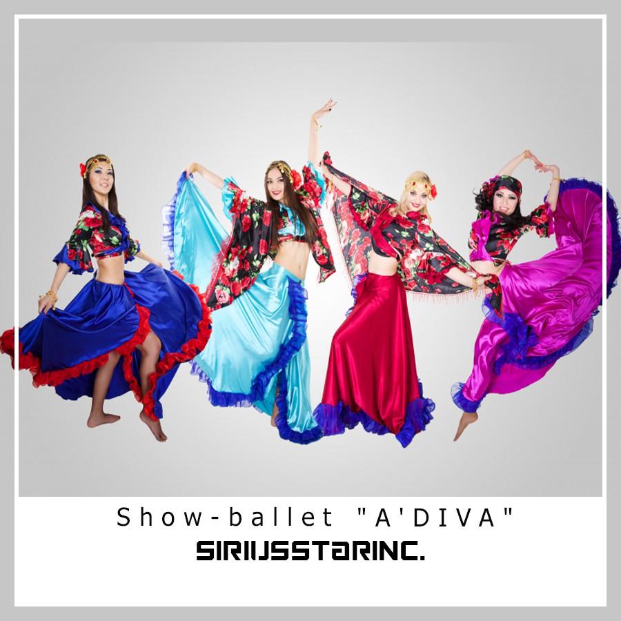 """Show-ballet """"A'DIVA"""""""