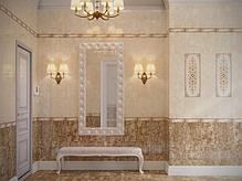 Кафель | плитка для ванной 25х35