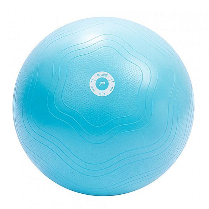 Фитбол для фитнеса и йоги PURE2IMPROVE YOGABALL 65 см - фото 3