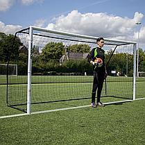 Футбольные ворота (жесткие) QUICKPLAY MATCH FOLD 12x6, фото 3