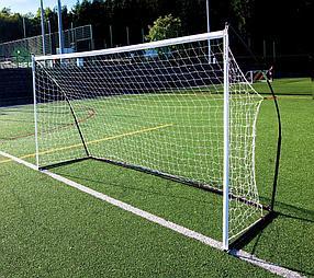 Футбольные ворота (утяжеленные) QUICKPLAY KICKSTER Elite 3x2 м