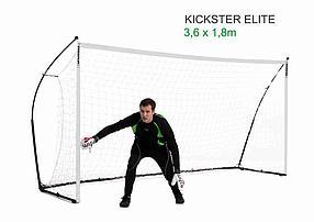 Футбольные ворота (утяжеленные) QUICKPLAY KICKSTER Elite 12x6
