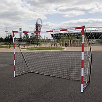 Гандбольные ворота (утяжеленные) QUICKPLAY HANDBALL GOAL 3x2 м, фото 3